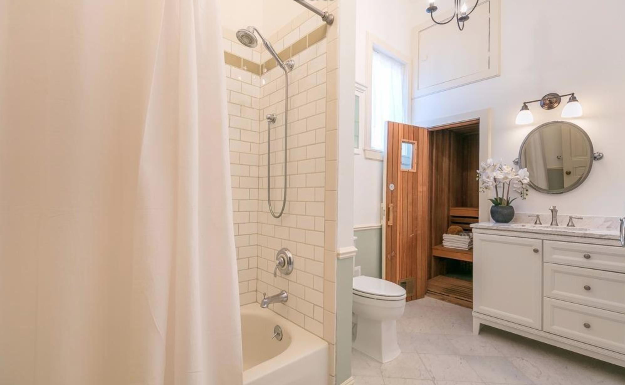 2128 Sutter Street - Bathroom