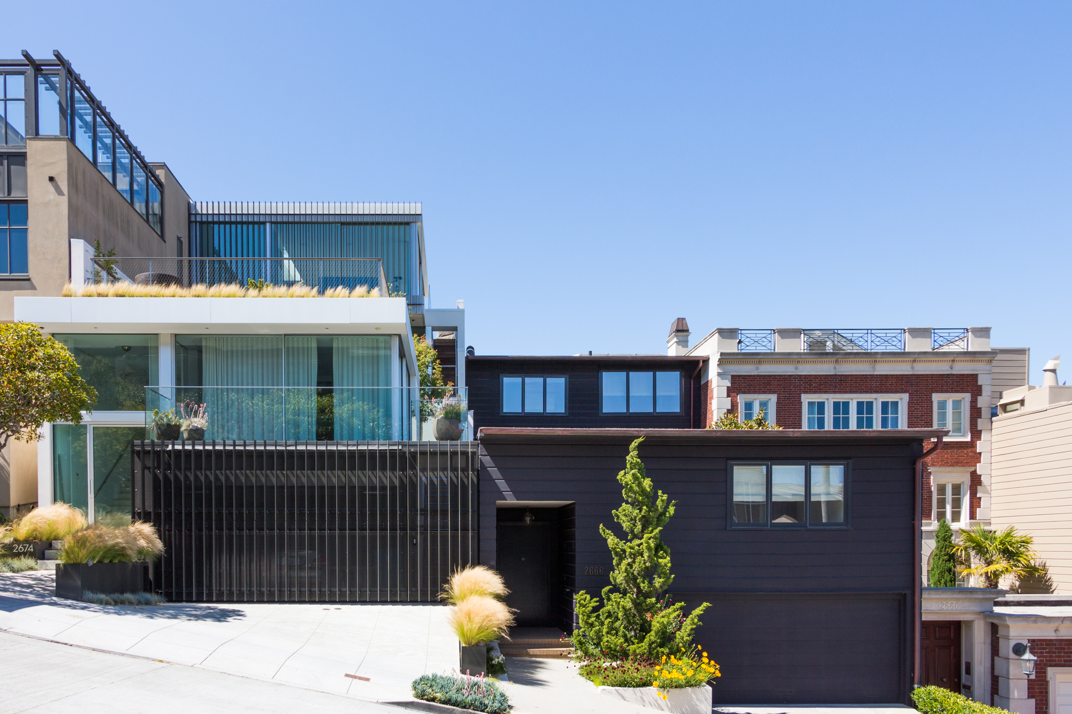 Real Estate in Pacific Heights