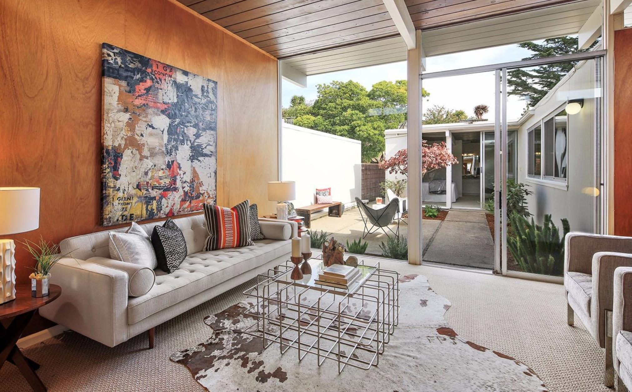 Eichler Modern Home San Francisco