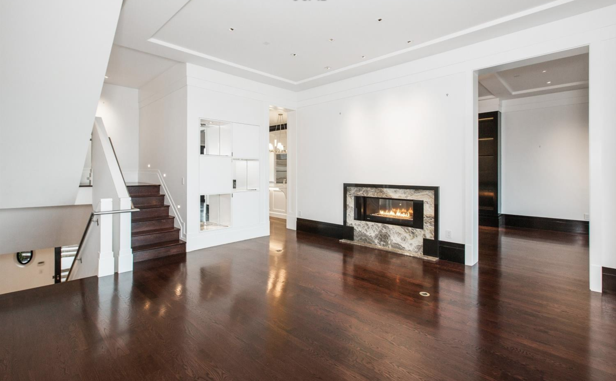 2240 Vallejo Street - Living Room