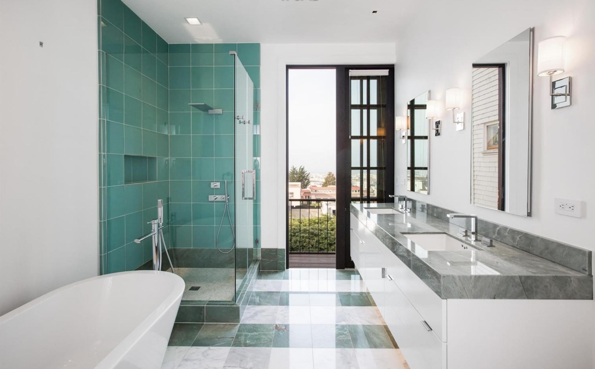 2240 Vallejo Street - Master Bathroom