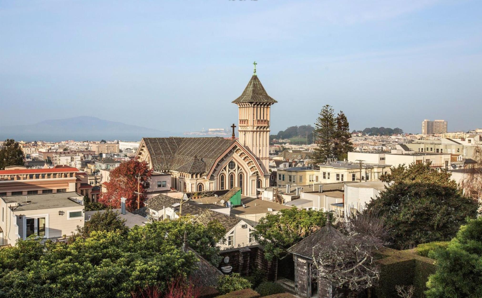 2240 Vallejo Street - Views
