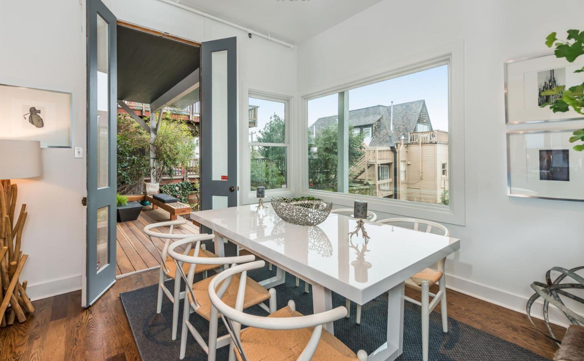 2186 Vallejo Street - Dining Room