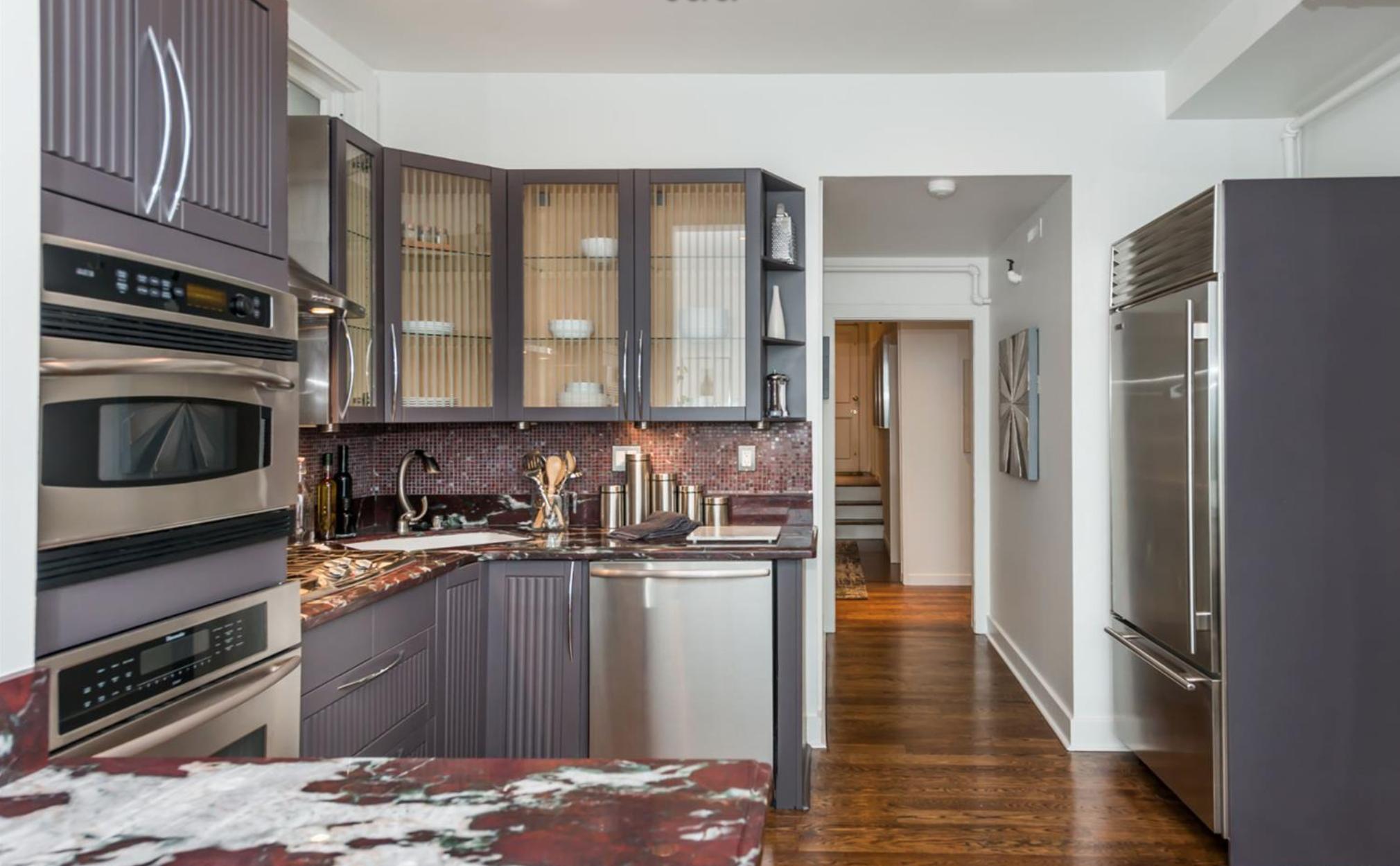 2186 Vallejo Street - Kitchen