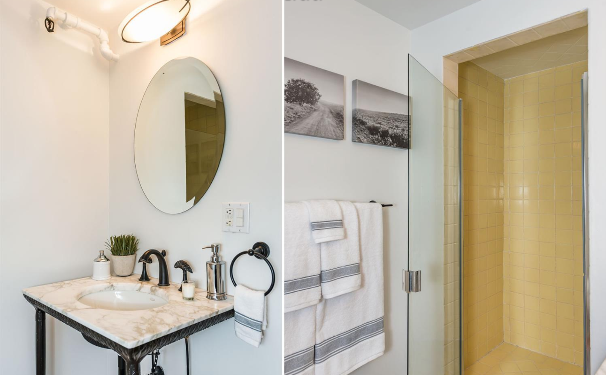 2186 Vallejo Street - Bathroom