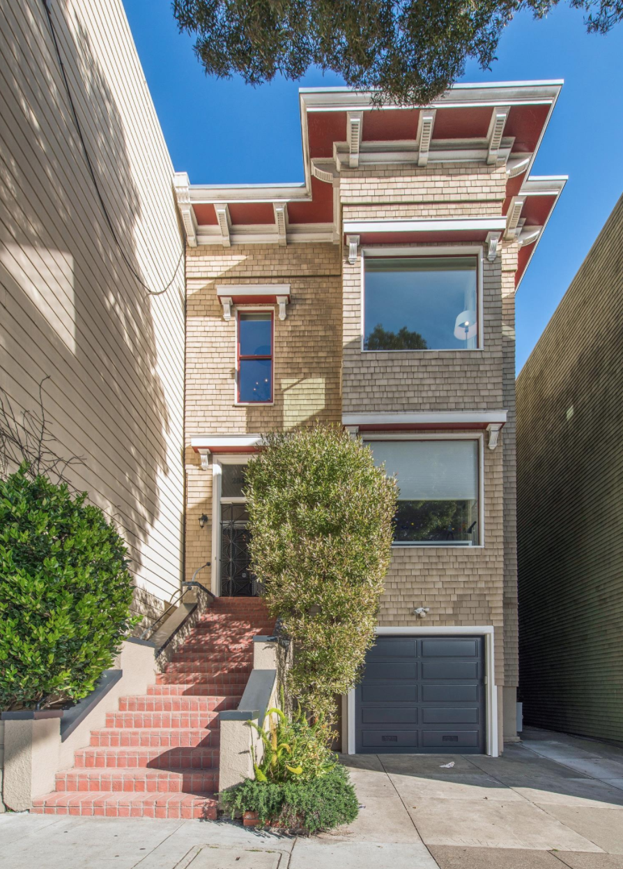 2046 Divisadero St - Pacific Heights