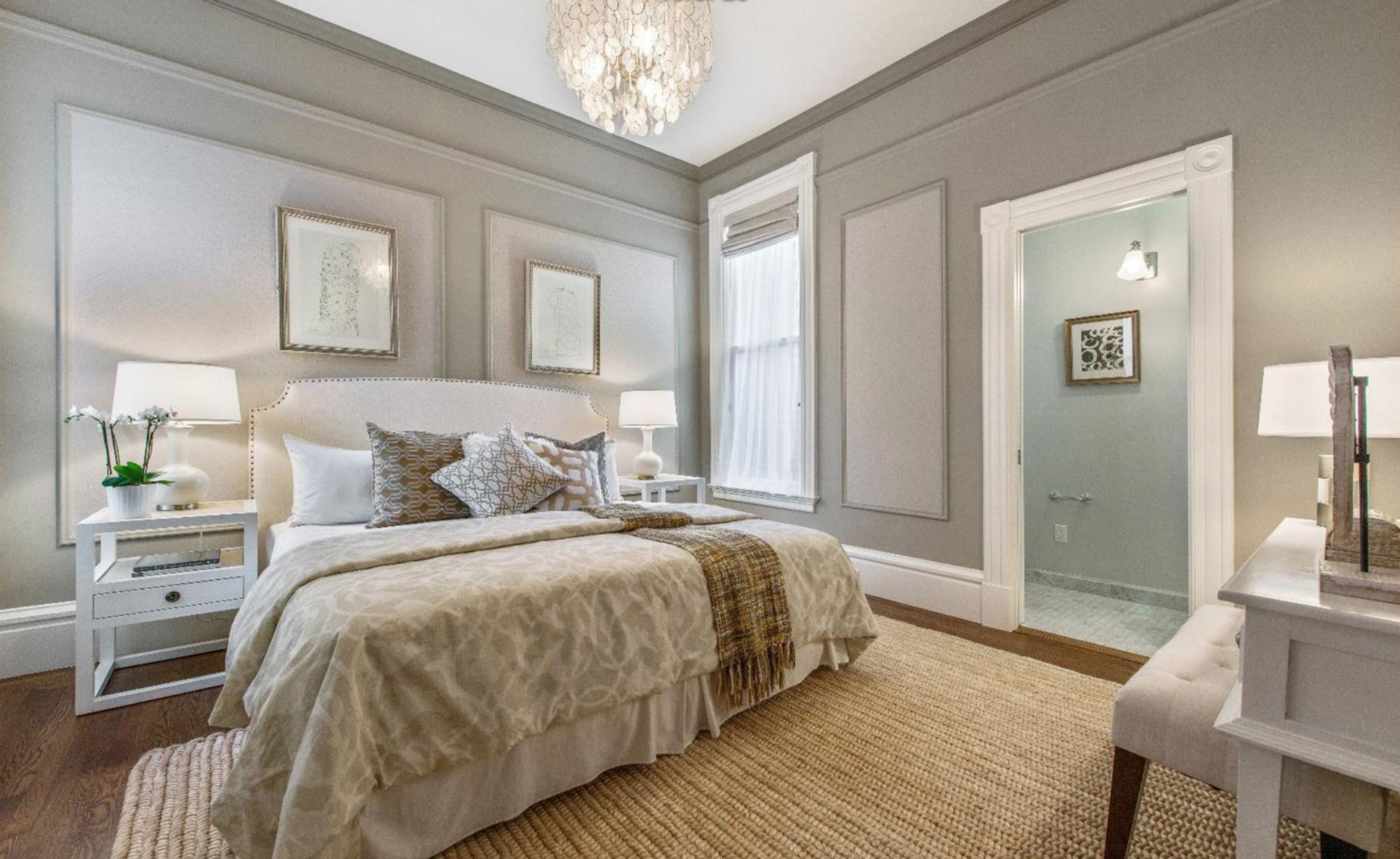 2046 Divisadero St - Master Bedroom