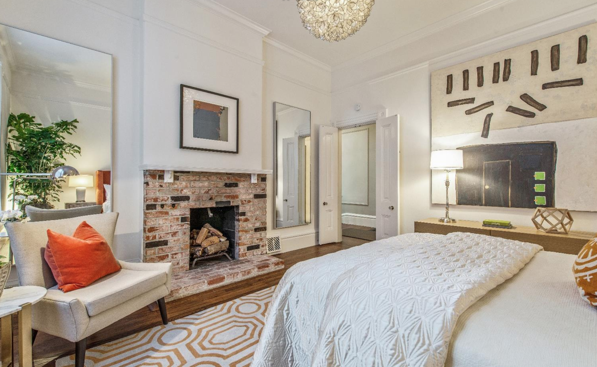 2046 Divisadero St - Guest Bedroom