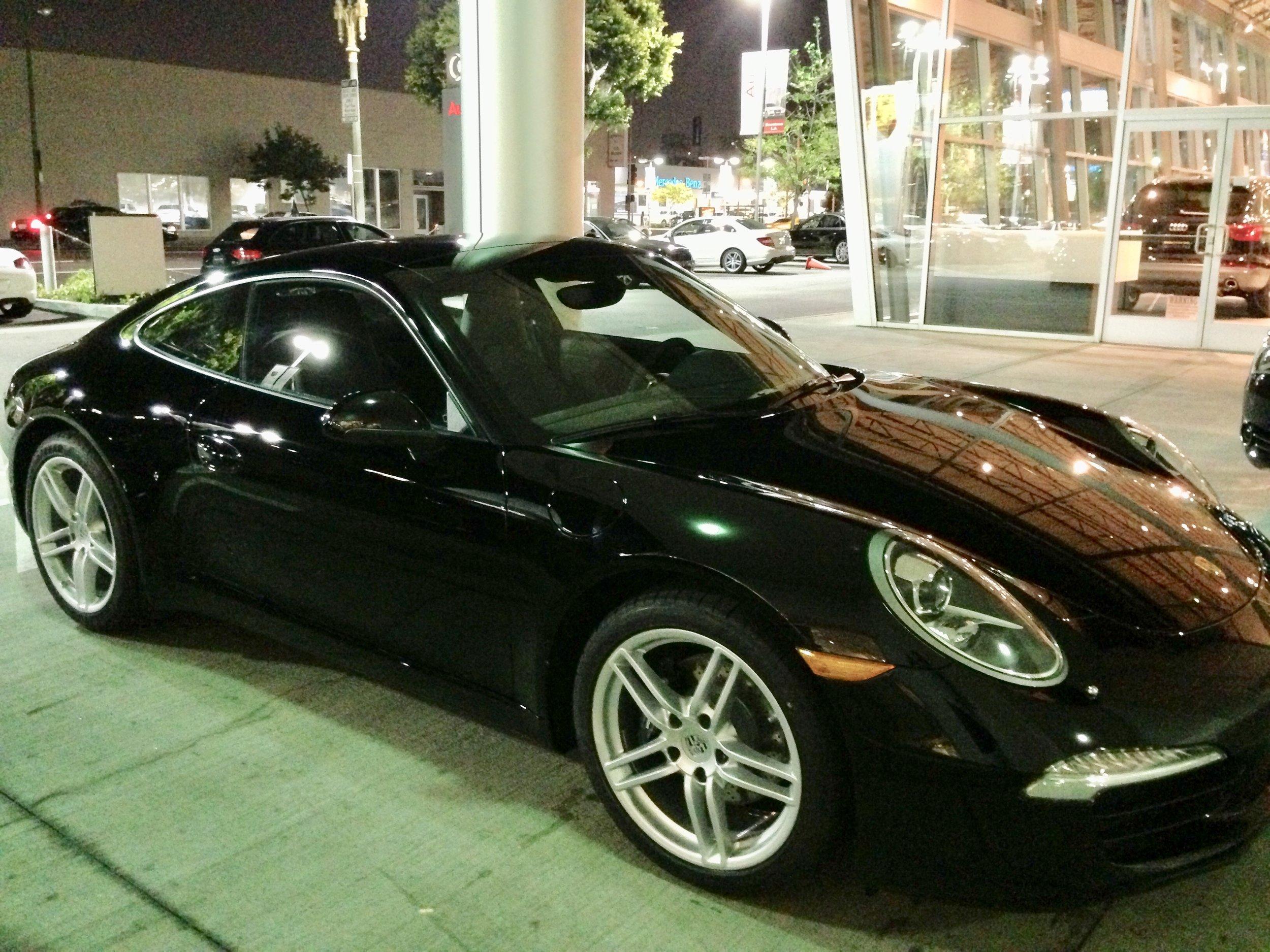 My Porsche 911.
