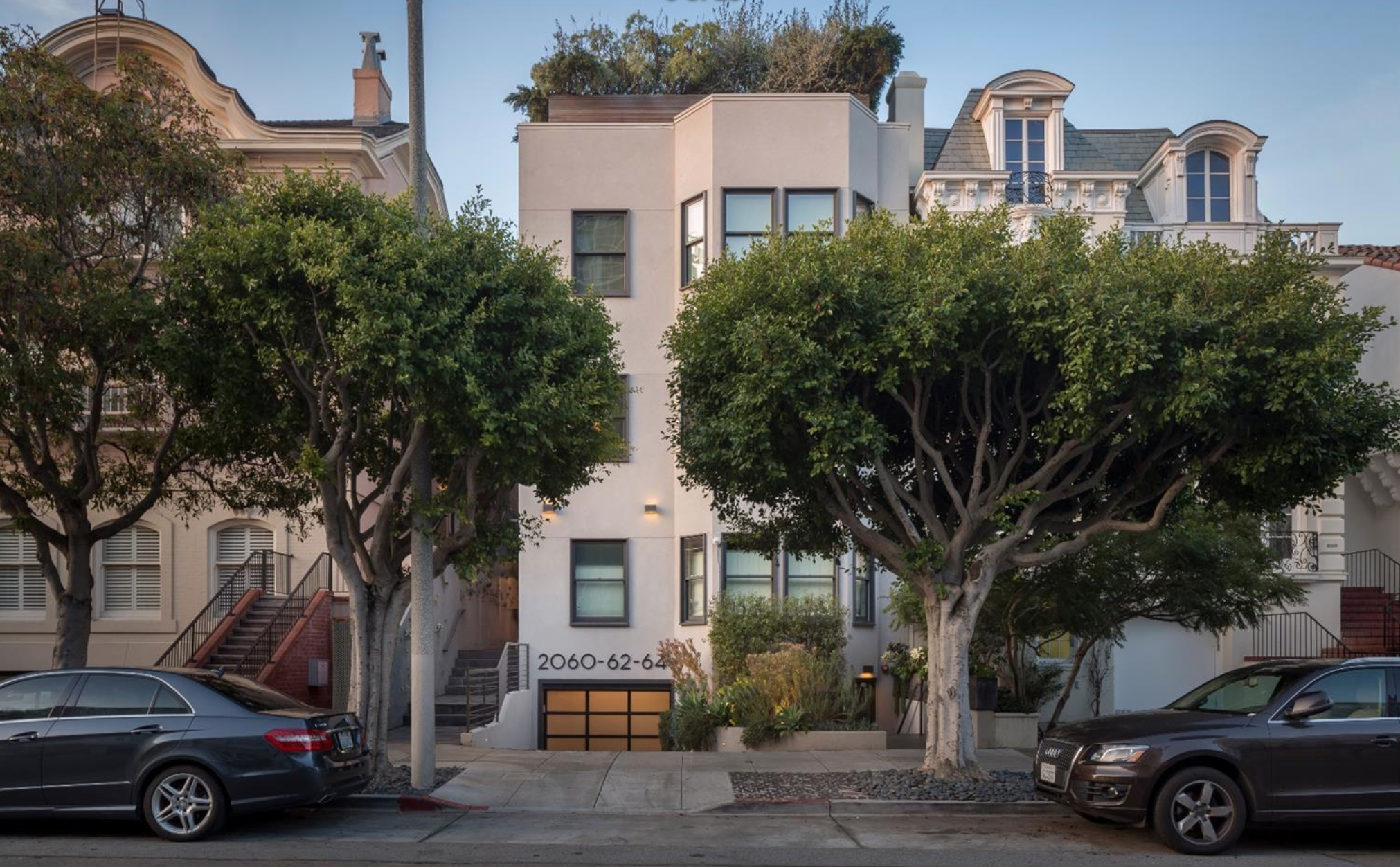 2062 Jackson St - Pacific Heights