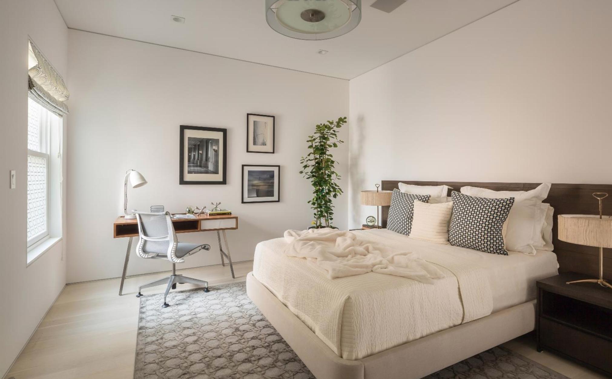 2062 Jackson St - Guest Bedroom