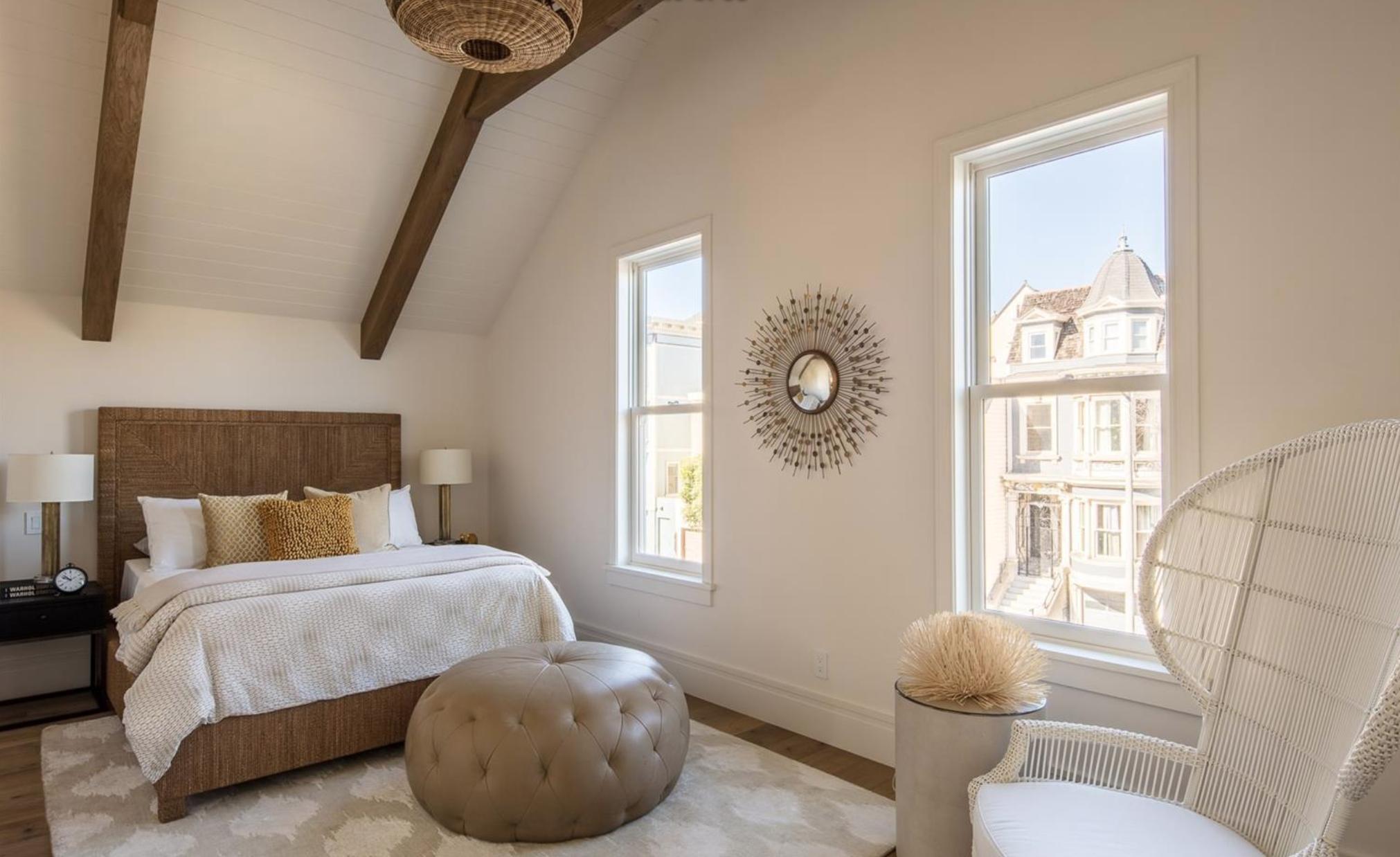 2761 Pine Street - Guest Bedroom