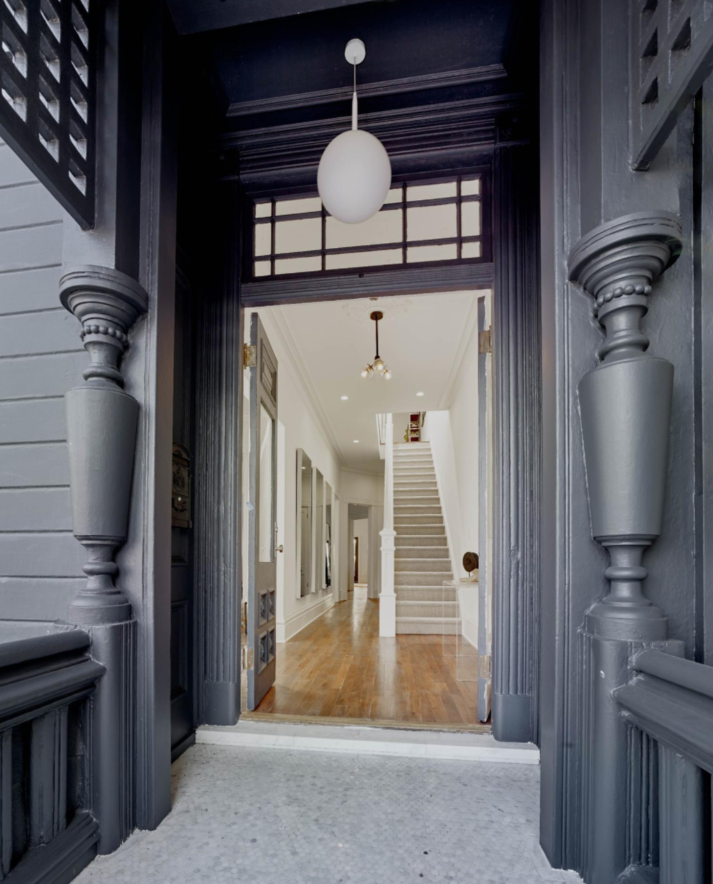 2060 Divisadero Street - Entrance