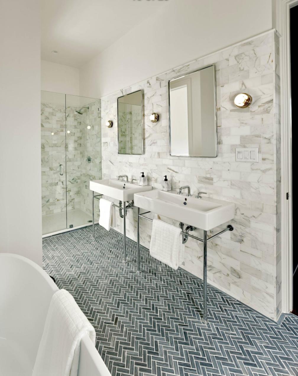 2060 Divisadero Street - Master Bathroom