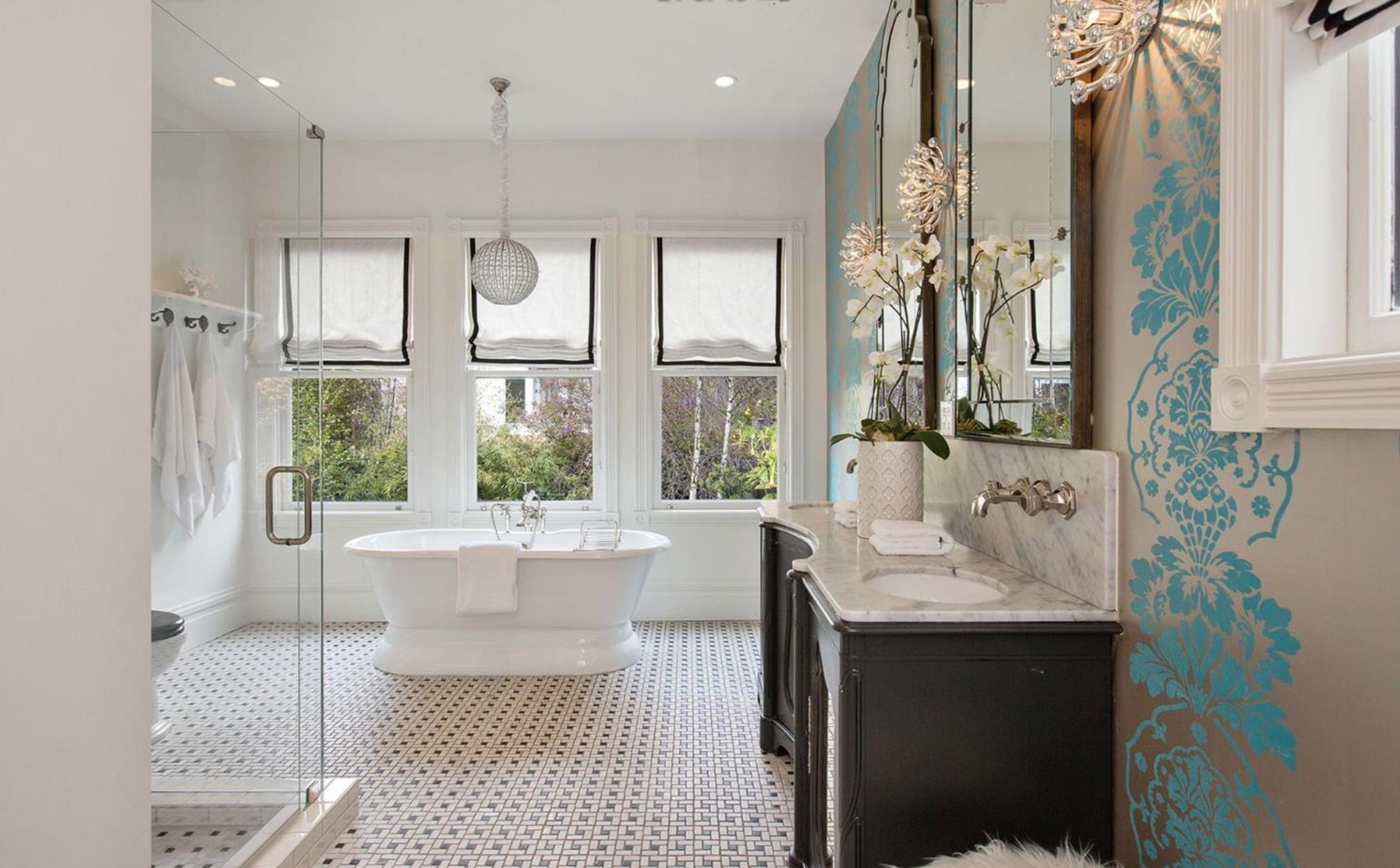 3880 Sacramento St - Master Bathroom