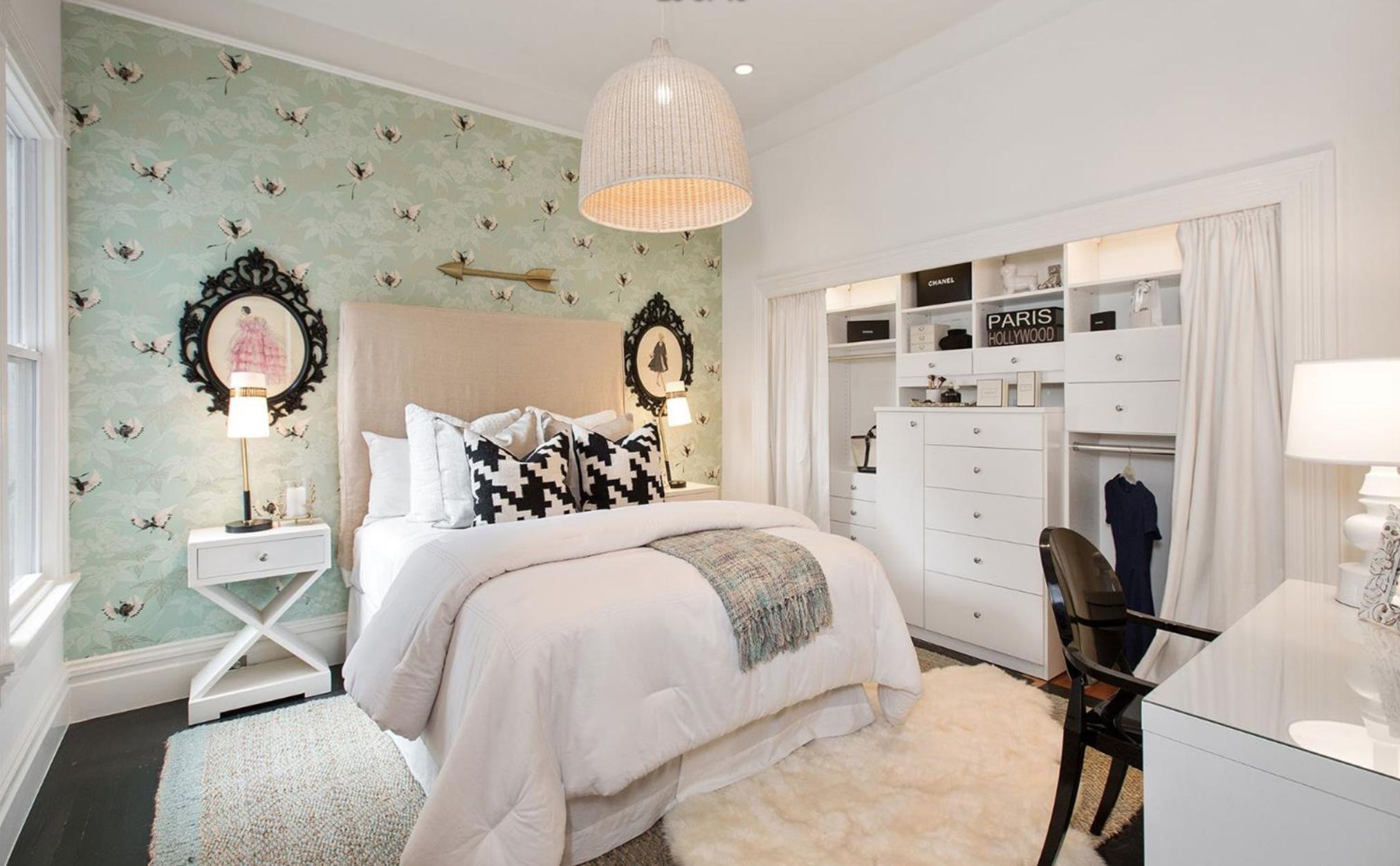 3880 Sacramento St - Guest Bedroom