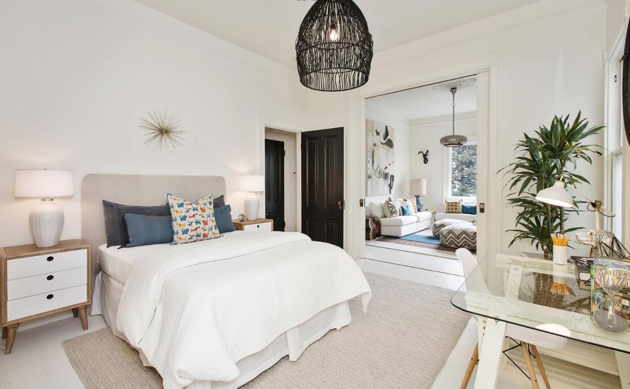 3880 Sacramento St - 3rd Bedroom
