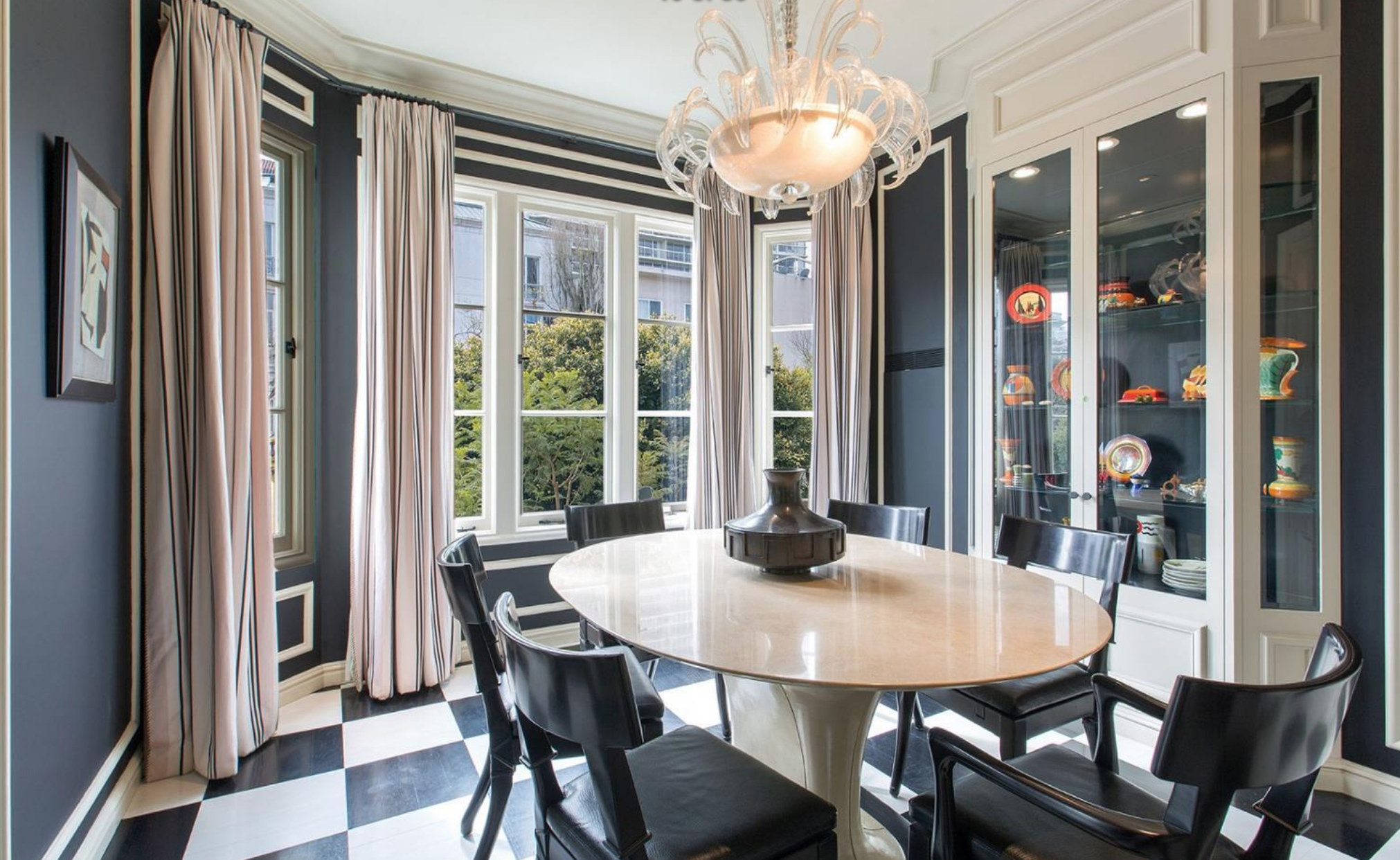 2050 Jackson Street - Dining Nook