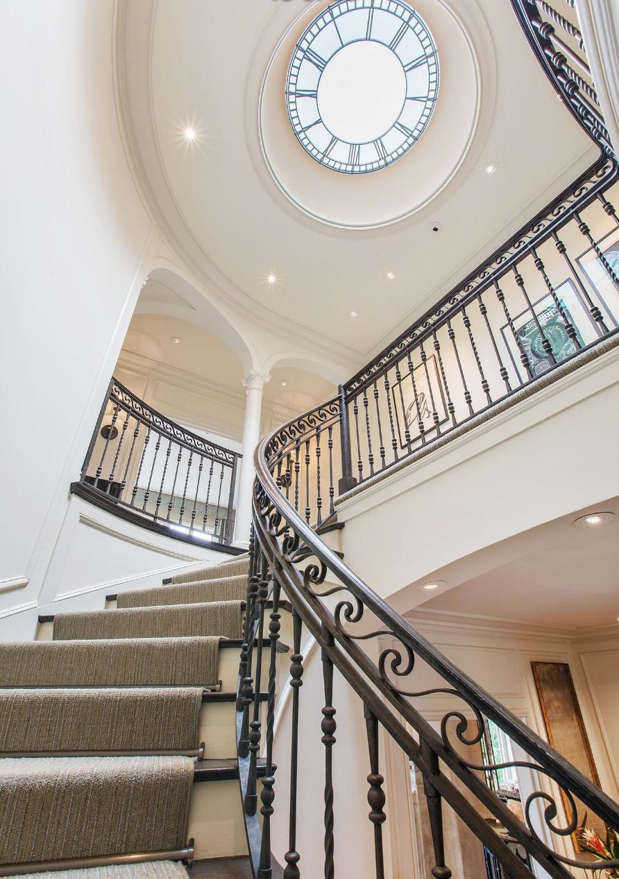 2050 Jackson Street - Staircase