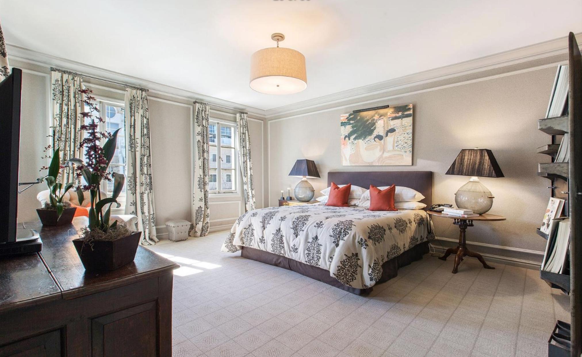 2050 Jackson St - Master Bedroom