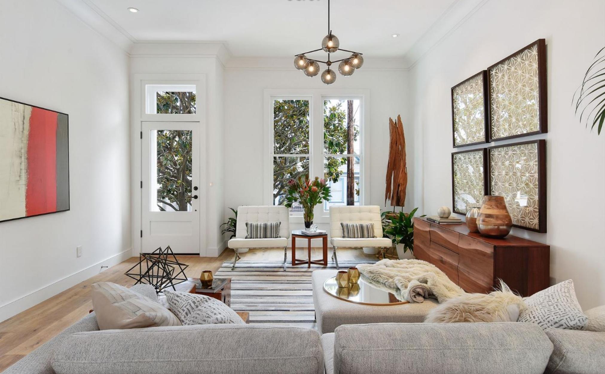 278 Chenery Street - Living Room