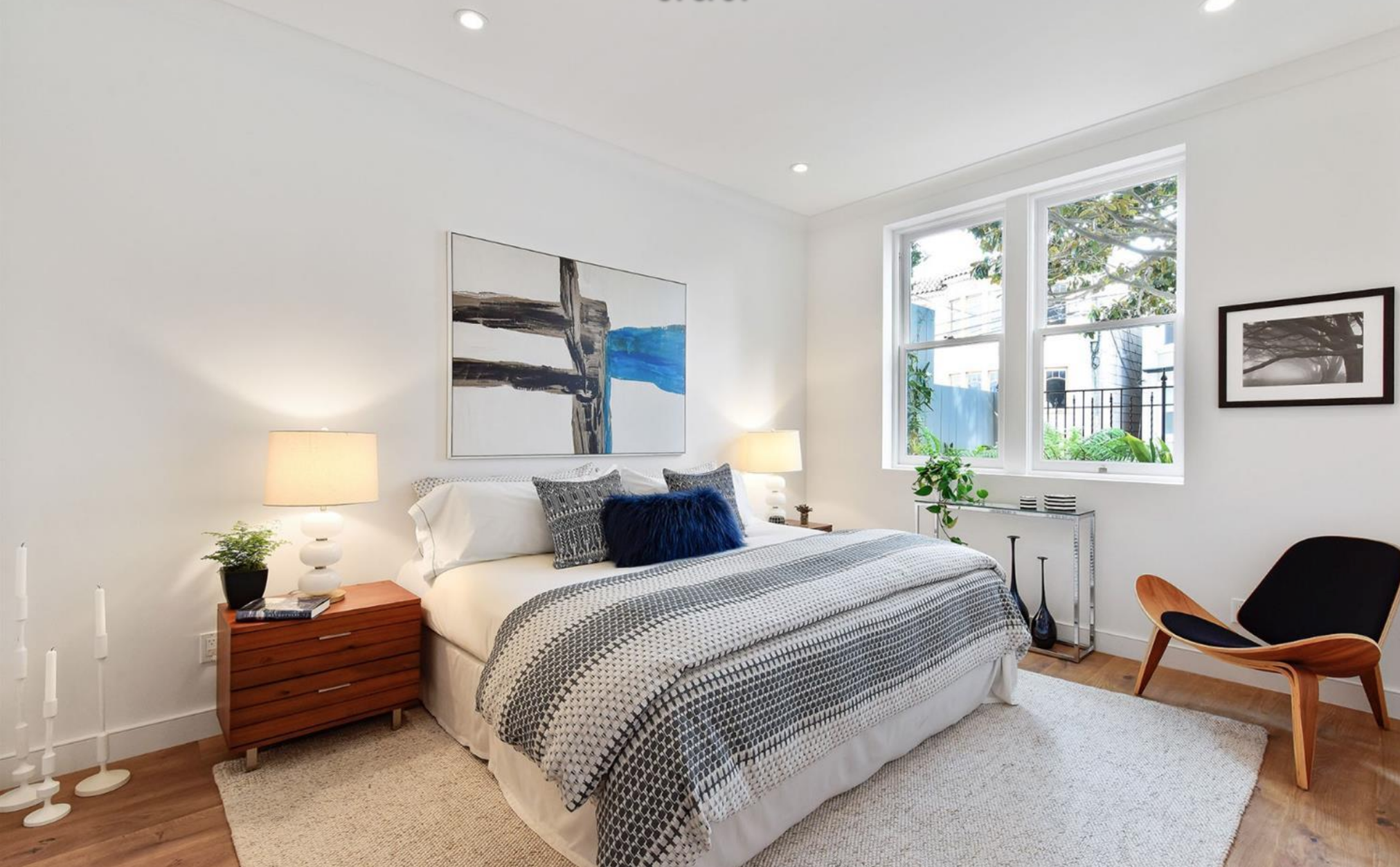 278 Chenery St - Guest Bedroom