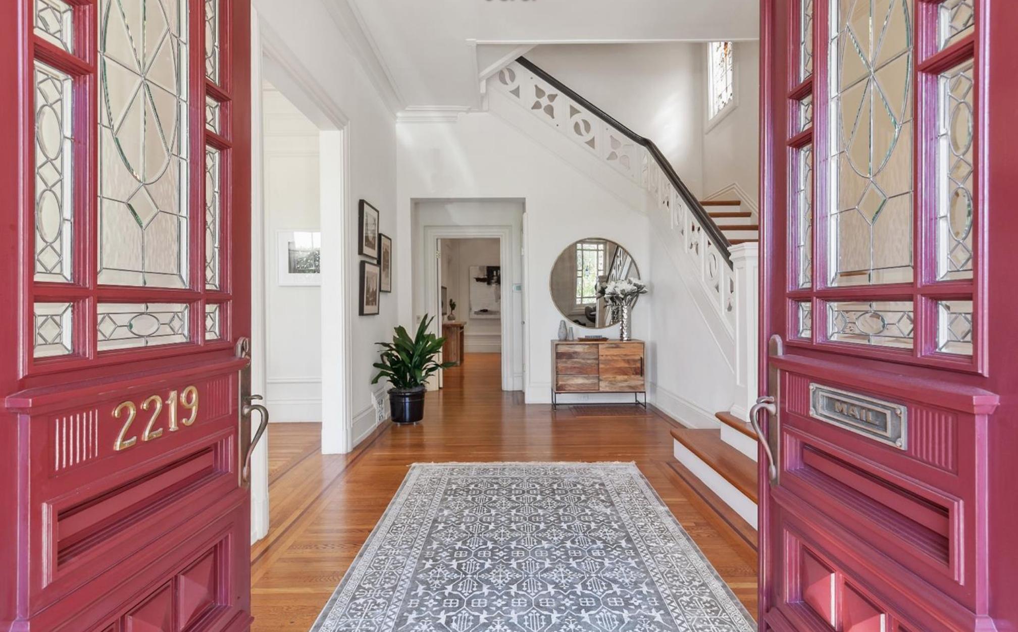 2219 Scott Street - Entrance