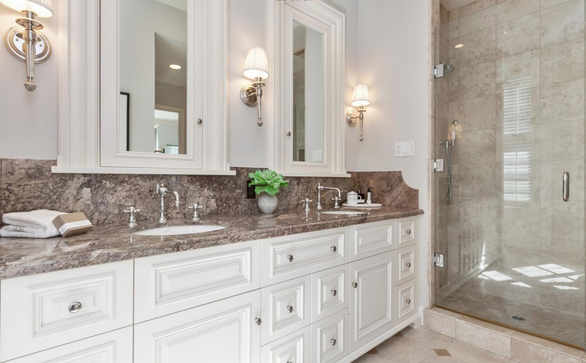 2219 Scott Street - Master Bathroom
