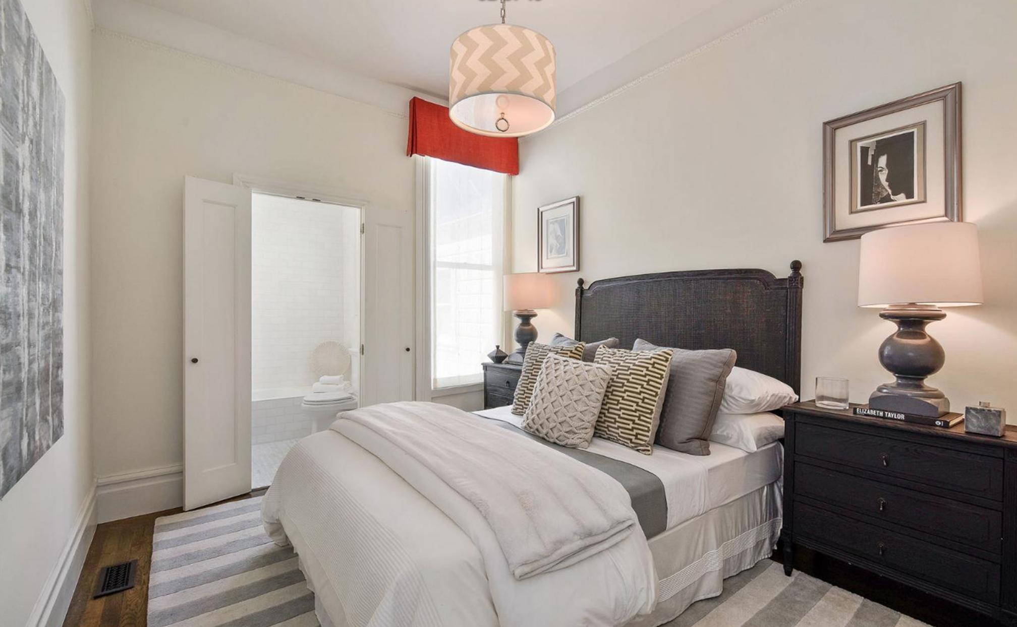 605 Waller Street - Master Bedroom