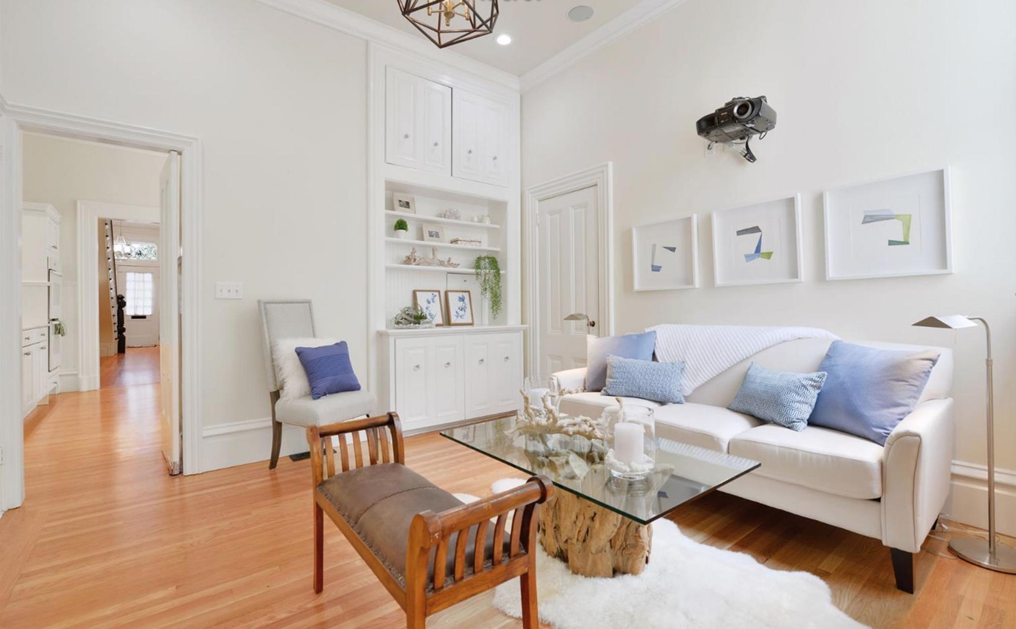 211 Divisadero Street - Family Room