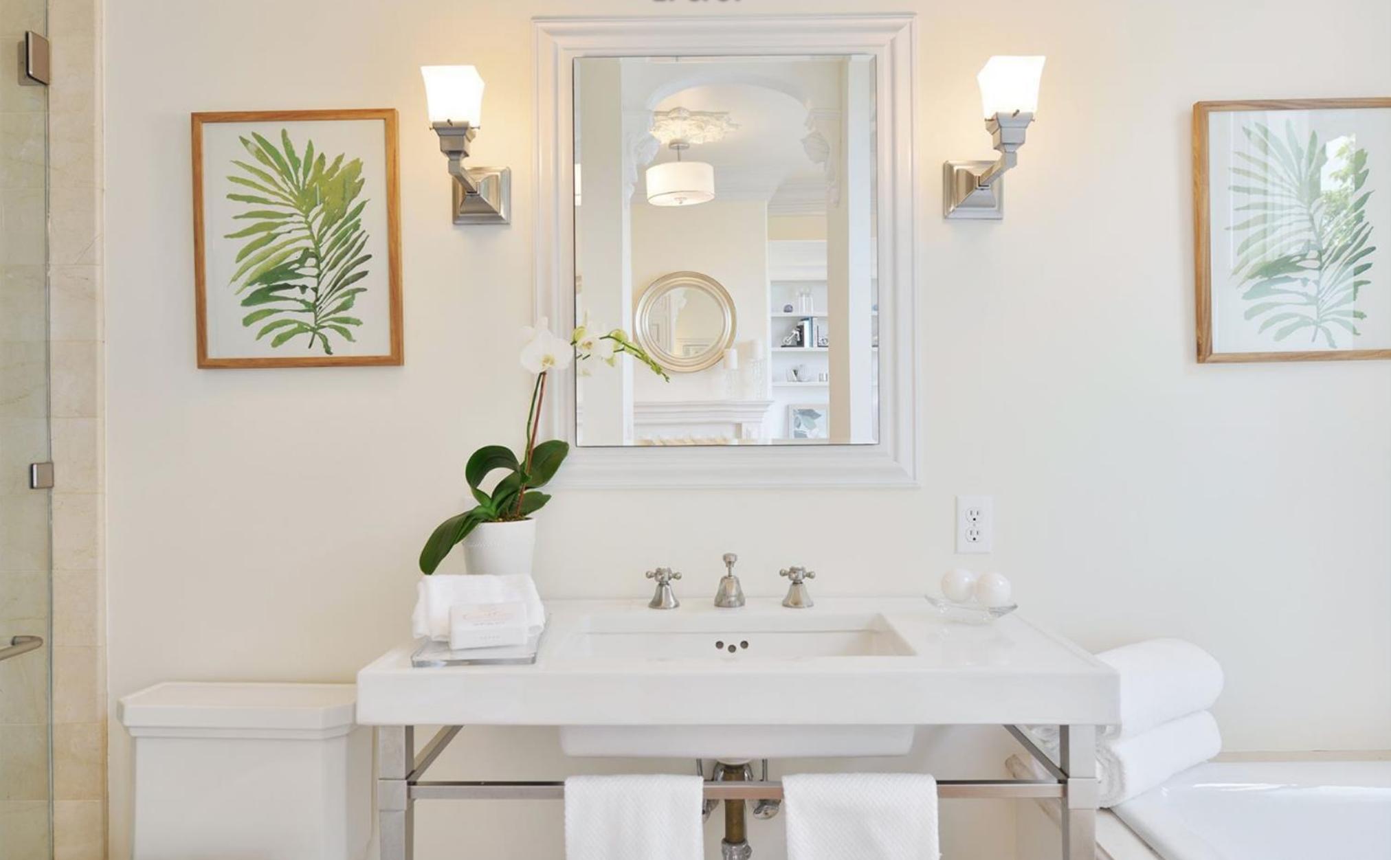 211 Divisadero Street - Master Bathroom