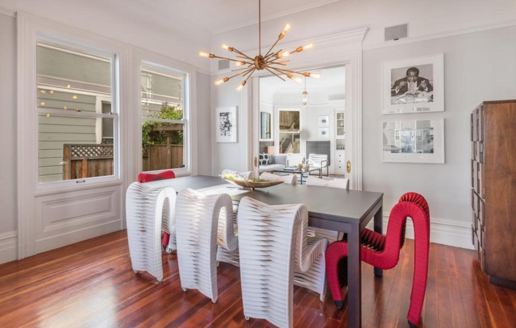 925 Fulton Street - Dining Room