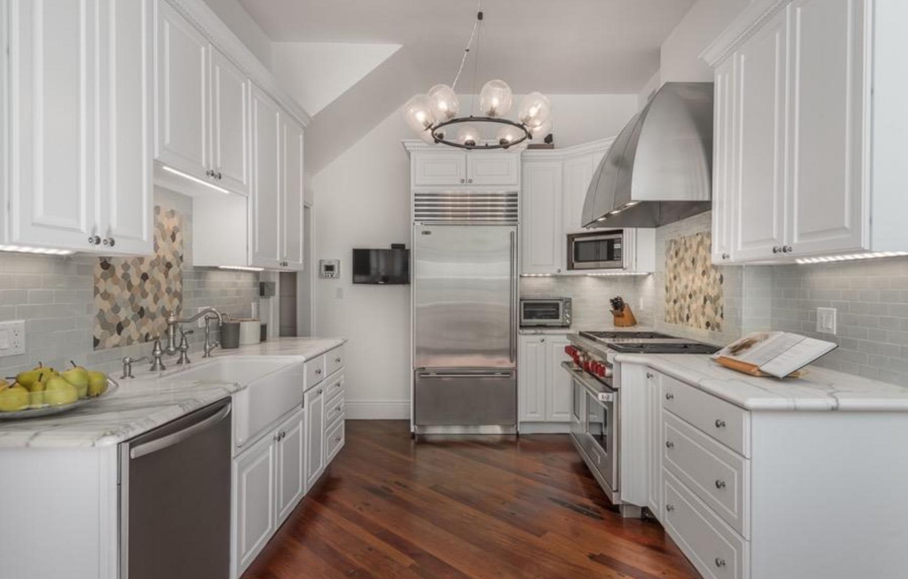 925 Fulton Street - Kitchen