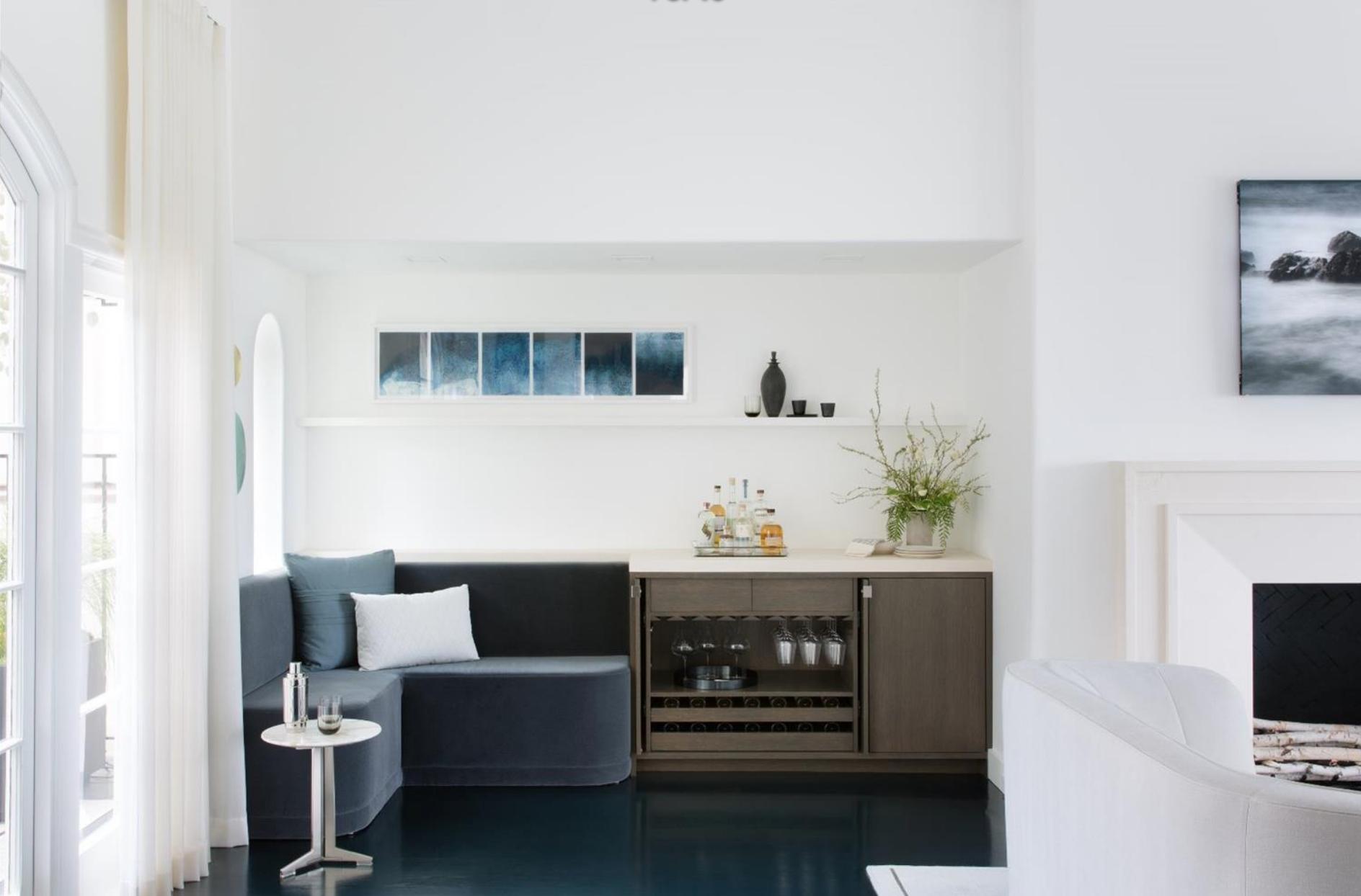 465 Marina Blvd - Family Room