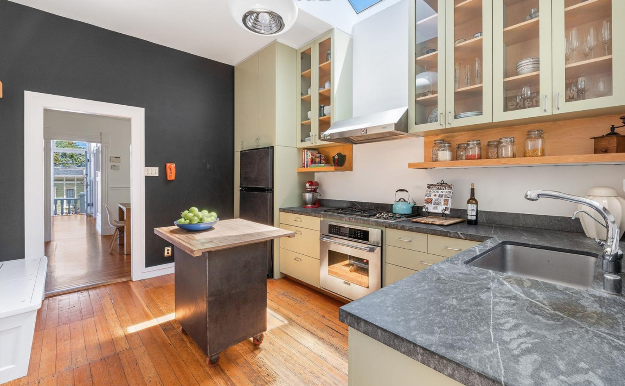 1374 Sanchez Street - Kitchen