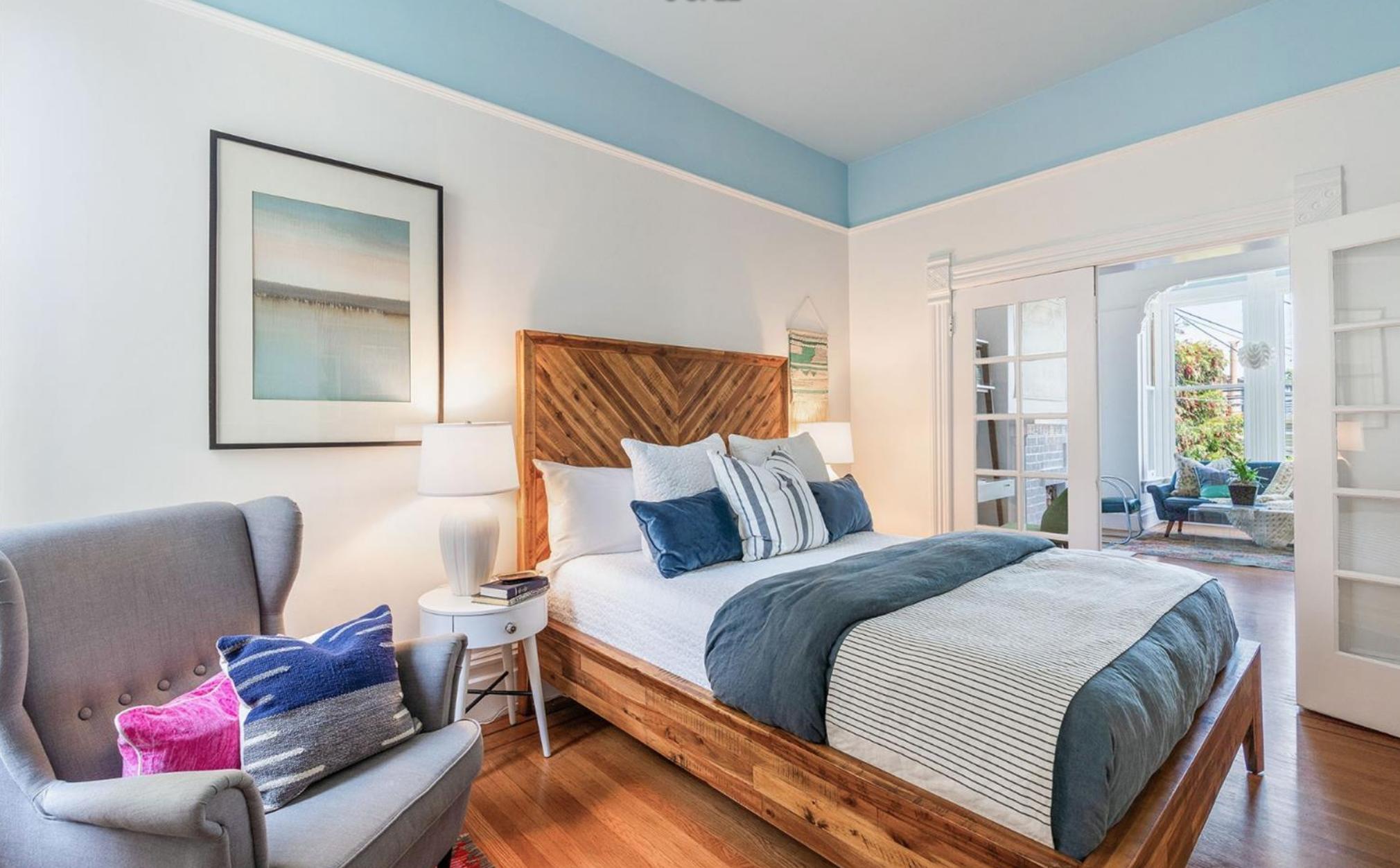 1374 Sanchez Street - Bedroom
