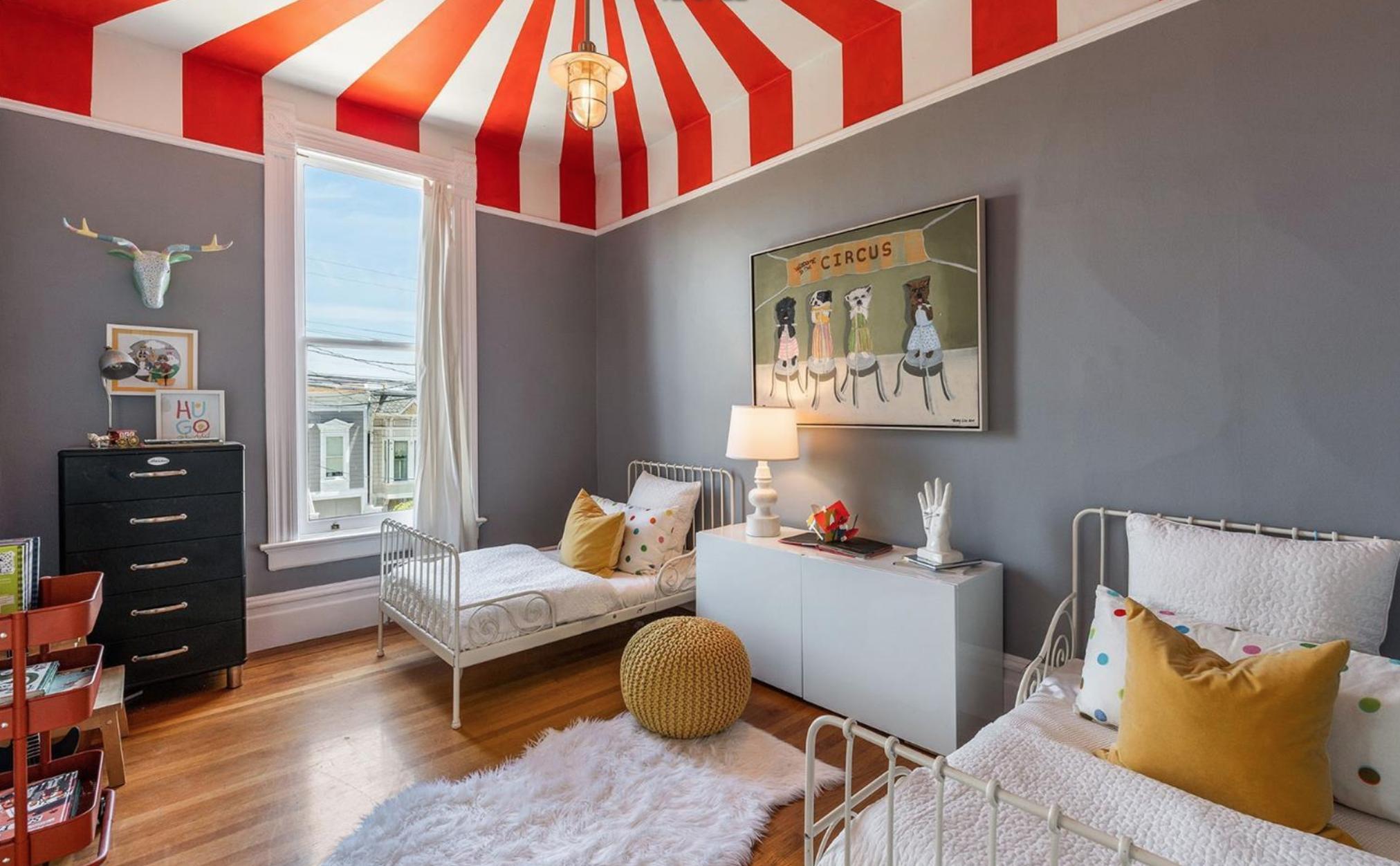 1374 Sanchez Street - Kid's Bedroom