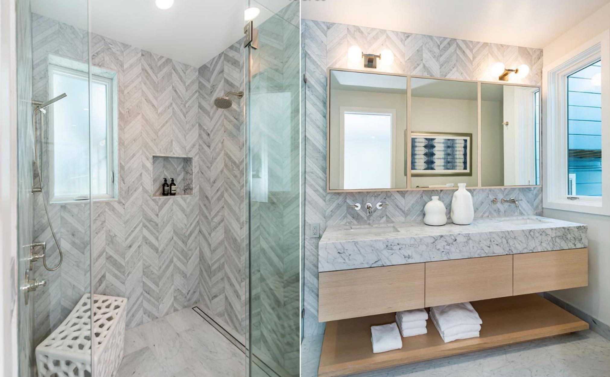 276-278 Hartford St - Master Bathroom