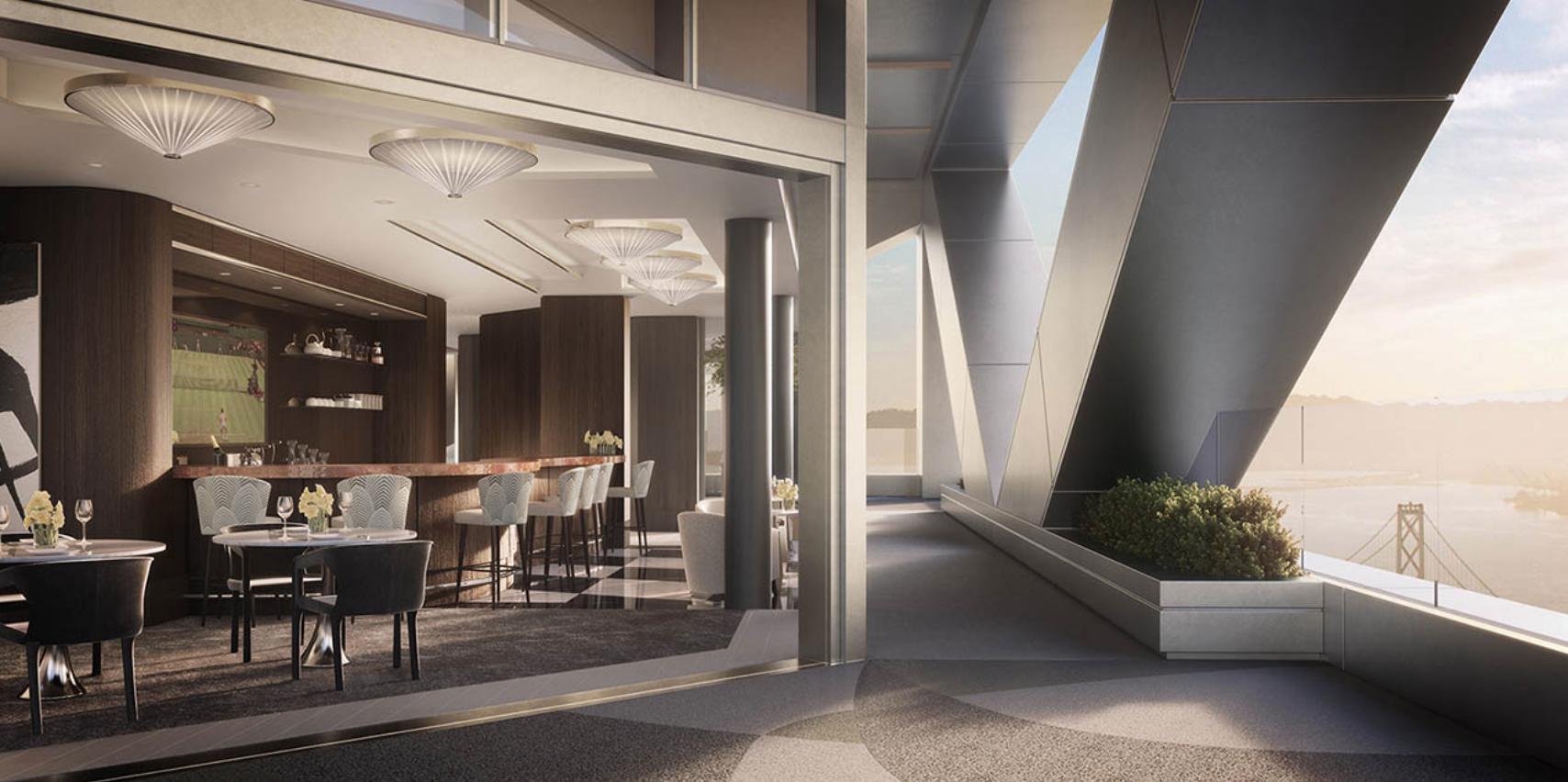 181 Fremont - Luxury Lounge