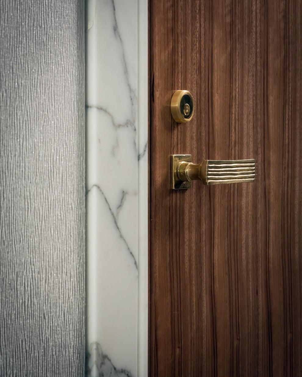 181 Fremont - Front Door