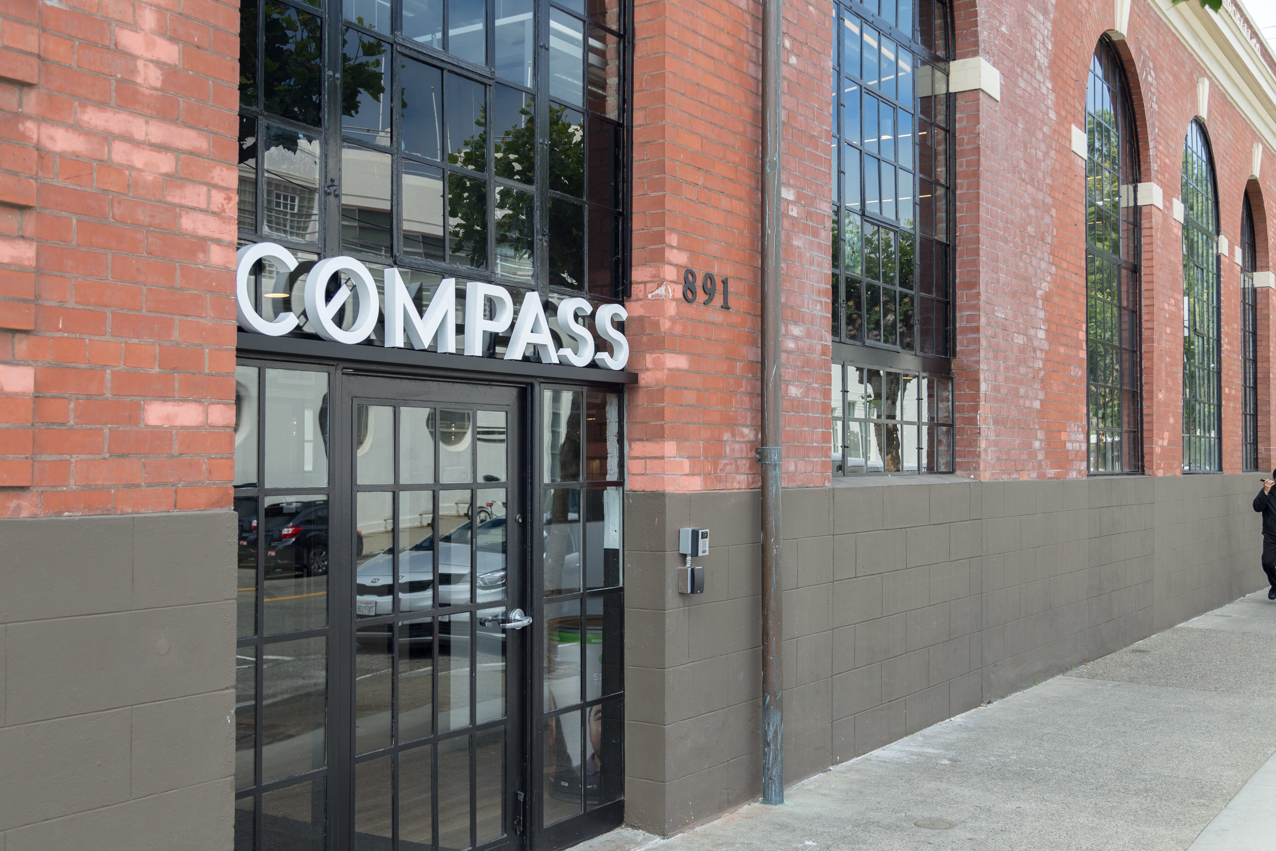Compass San Francisco - 891 Beach Street, San Francisco, CA
