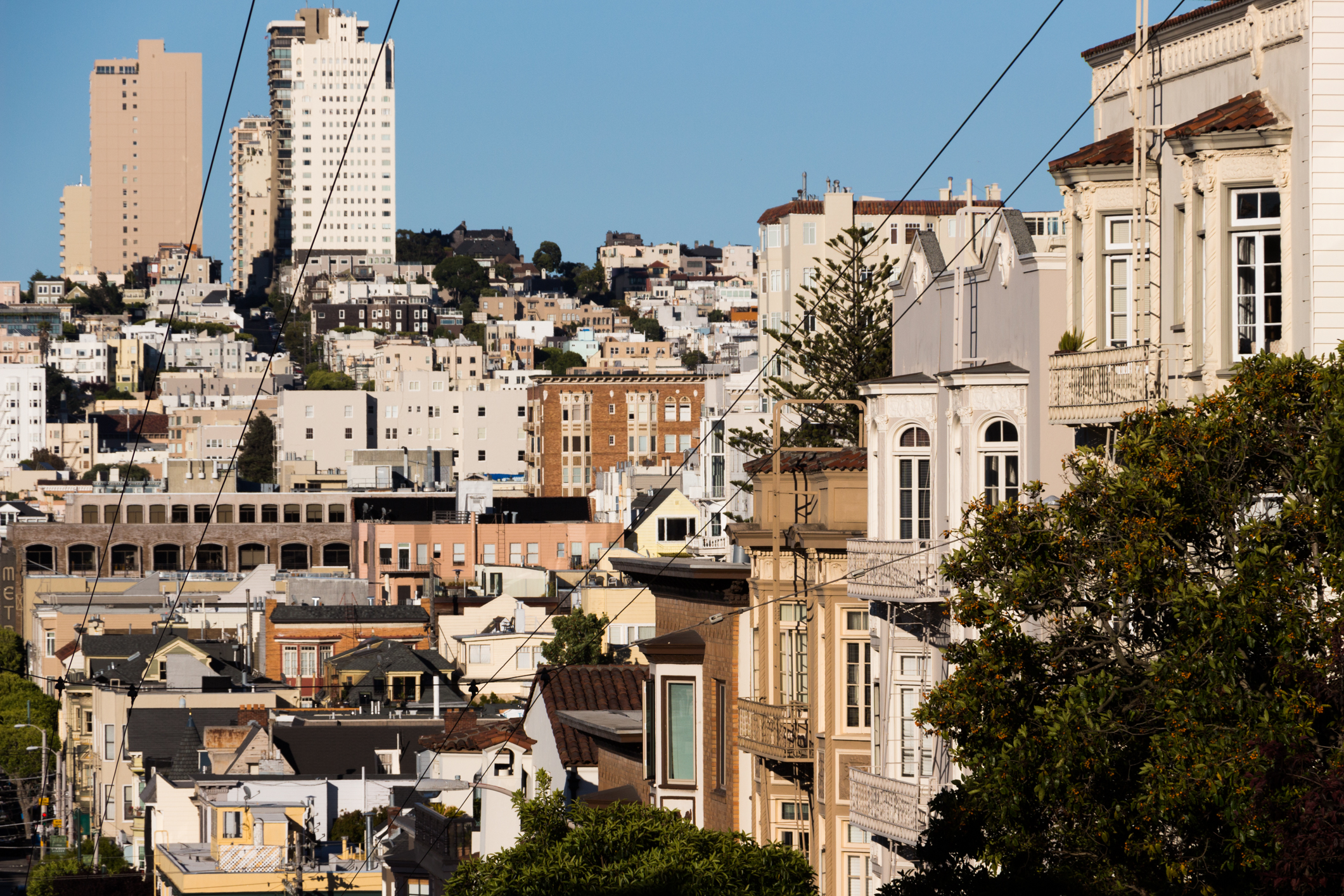 Hills of Pacific Heights
