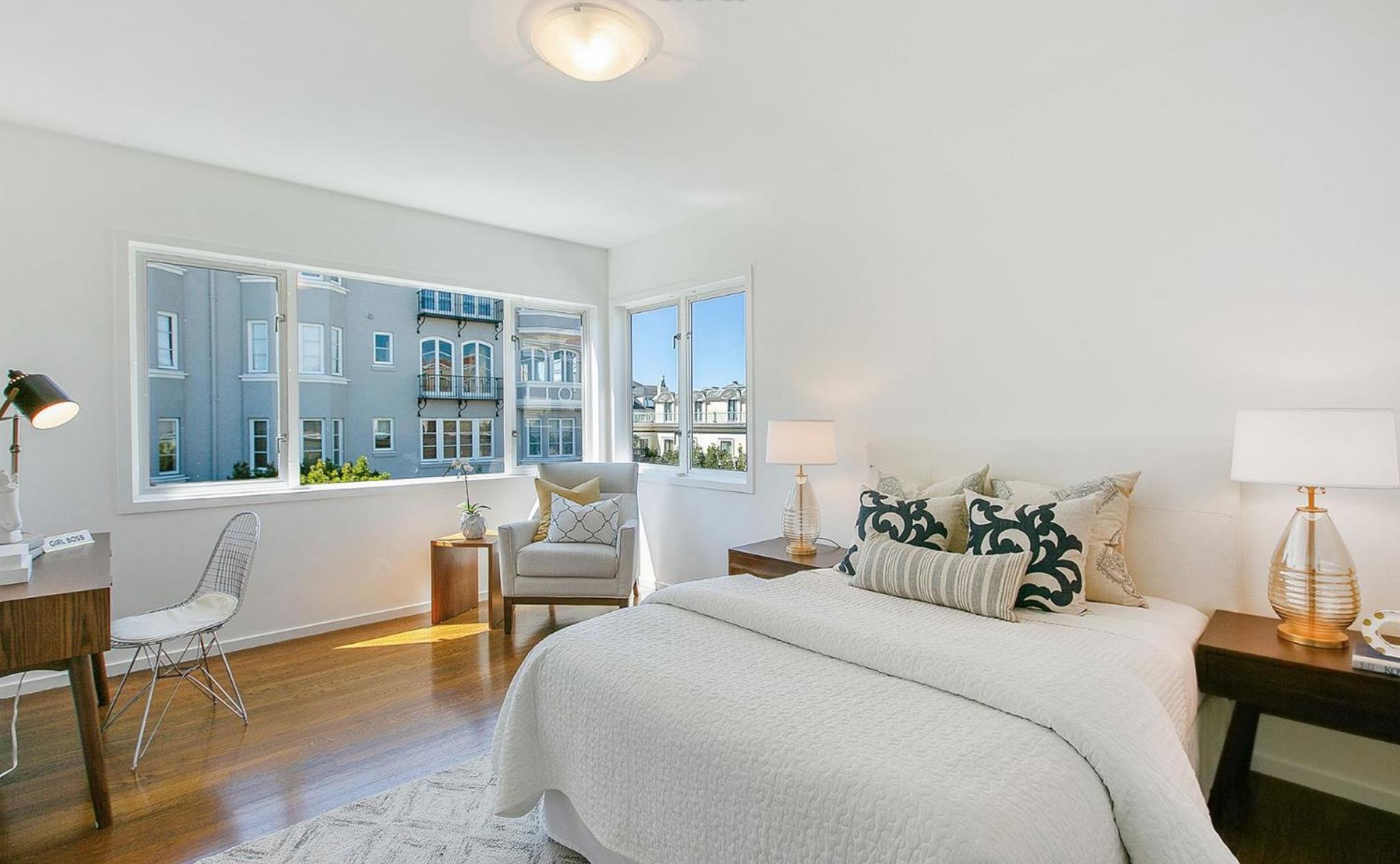 1 Raycliff Terrace - Bedroom