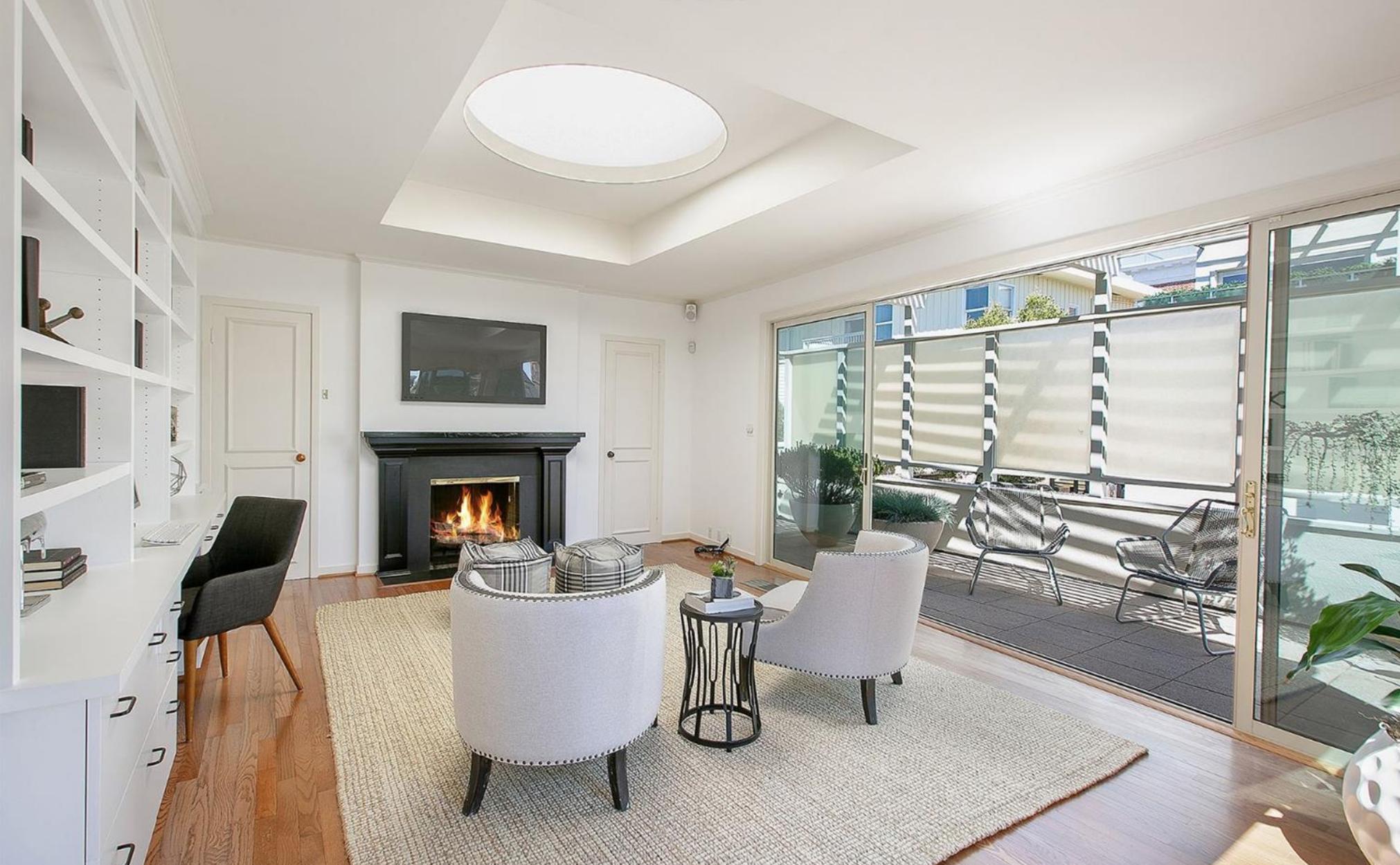 1 Raycliff Terrace - Family Room