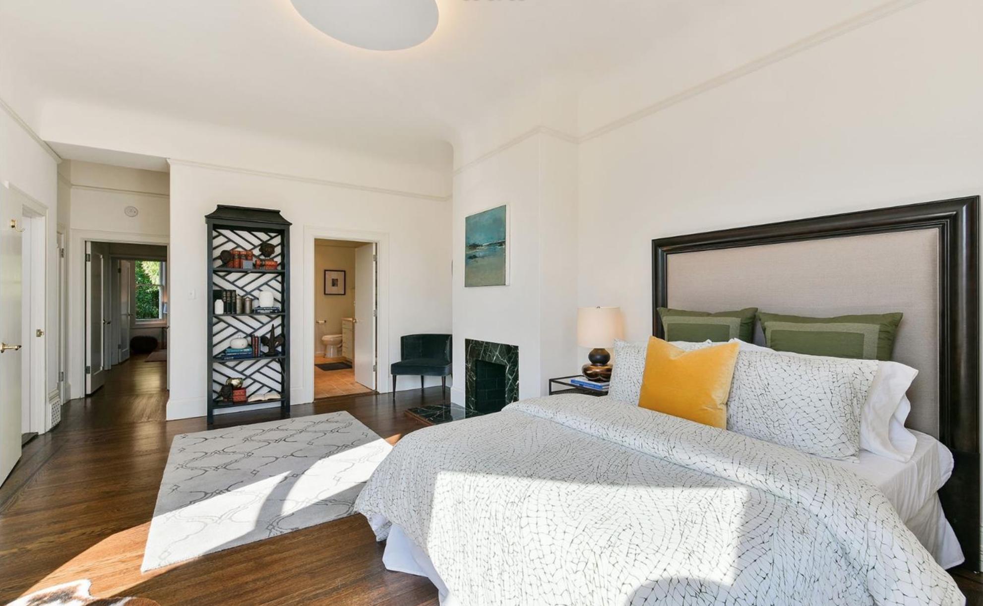 2457 Scott Street - Guest Bedroom