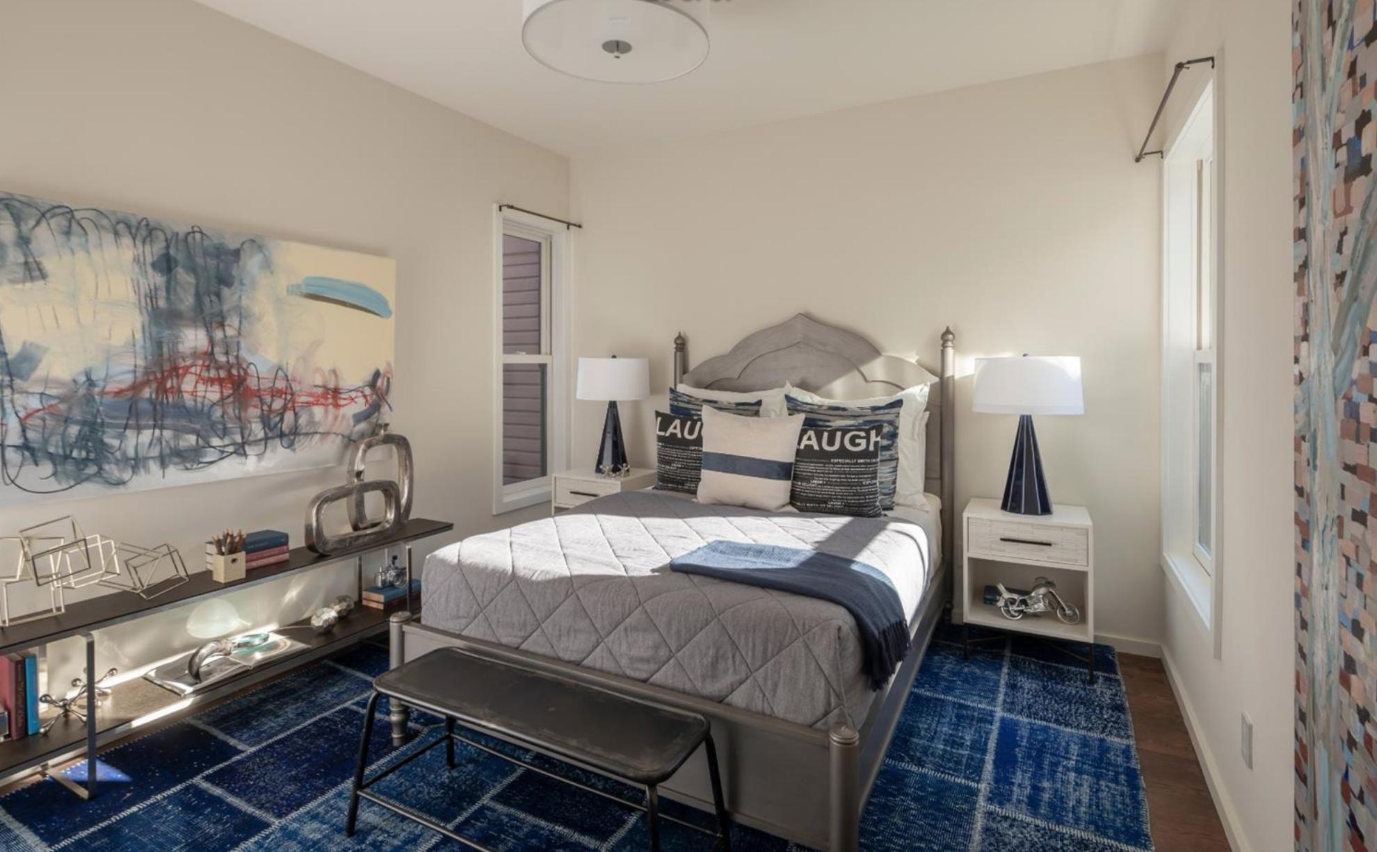 1735 Lyon Street - Bedroom 2