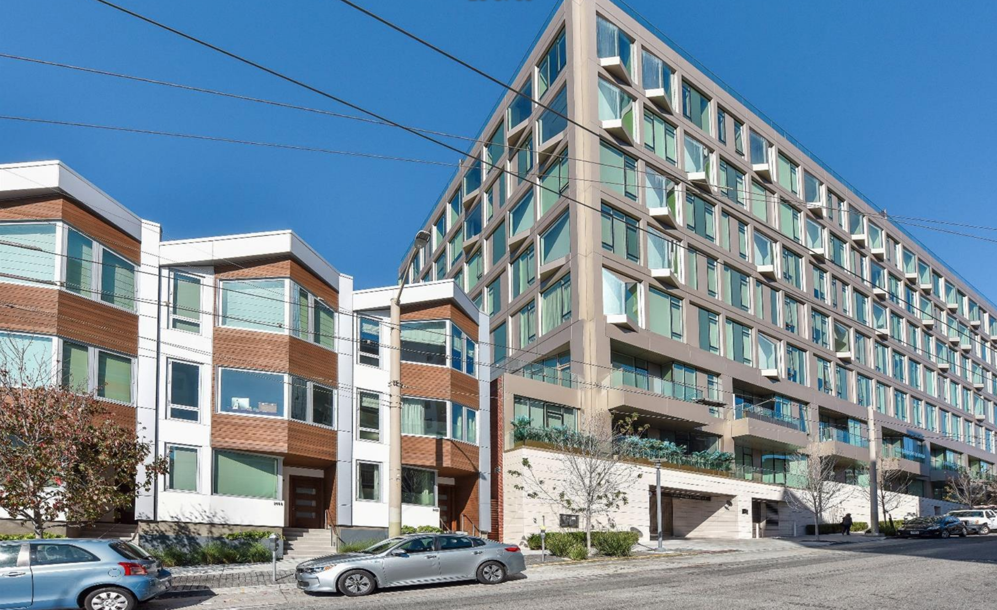 Pacific Heights Townhome for Sale
