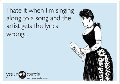 We agree! Get your lyrics ready, and bring those strong chords. Tonight is KARAOKE with James Roach and he's one AWESOME karaoke DJ! See ya soon!