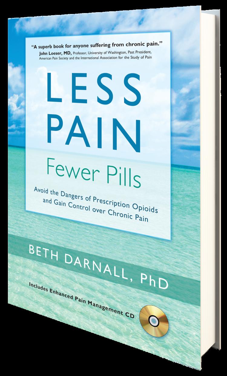 Less Pain, Fewer Pills Book Cover