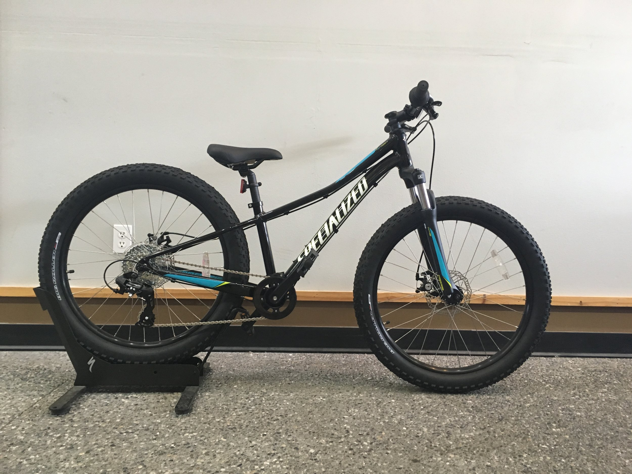 "Specialized Riprock 24"" $525 - Available color may vary"